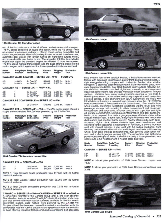 V6z24 J Body History