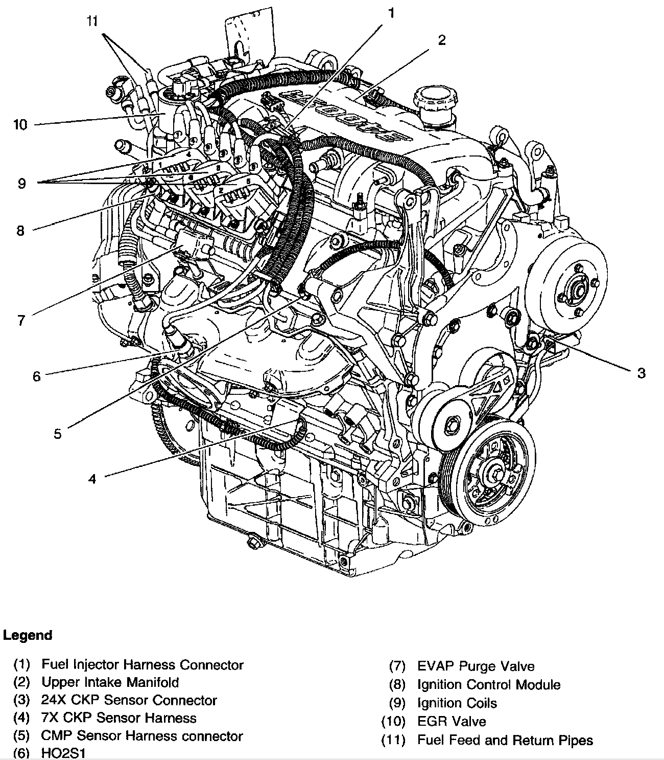 gm 3 4l v6 engine firing diagram 3 4l v6 engine gm cooling system diagram 3400 diagram front