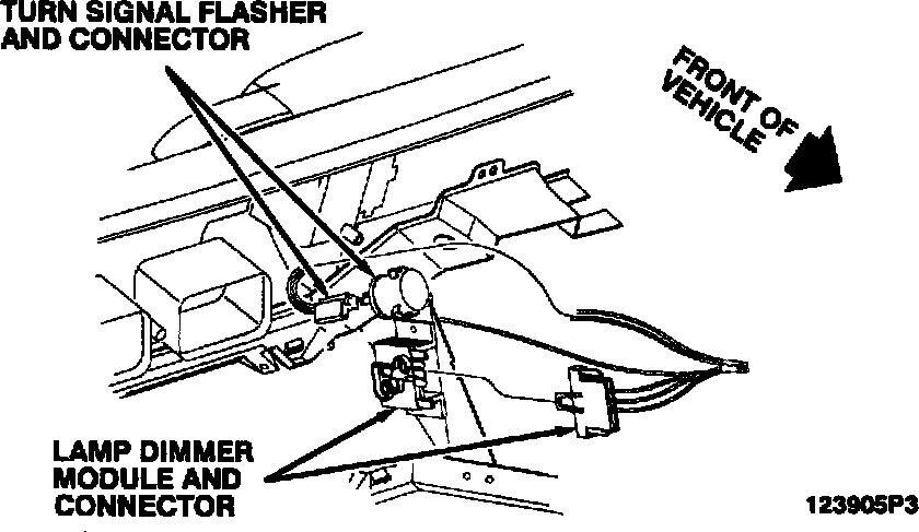 slideshow for component locations rh v6z24 com M939 Turn Signal Wiring Diagram Single Filament Turn Signal Wiring Diagram